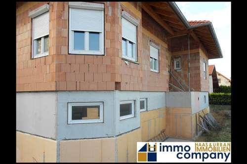 Einfamilienhaus | Rohbau | Keller