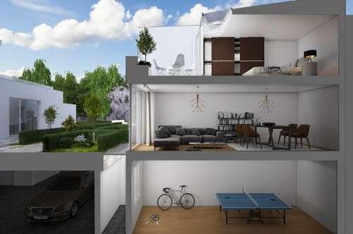 Speisinger Ruhelage! Townhouses! Maisonette-Wohnungen auf 3 Ebenen mit Terrassen!