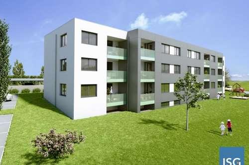 Schärding: Neubau-Mietwohnung, 2-Zimmer-Appartment zum Wohlfühlen