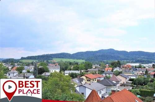 STARTKLAR: Bewilligtes Bauprojekt für ein Zweifamilienhaus in toller Wohnlage in Klagenfurt