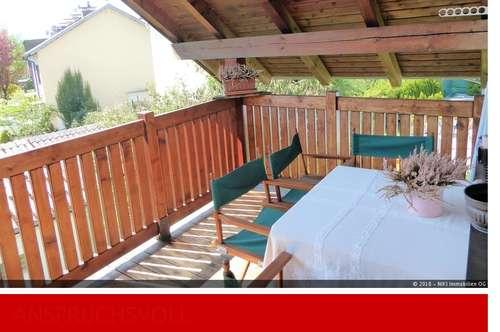 3 Zi.- Wohnung mit großem Balkon und Garten, nur 2 Parteien im Haus/ Salzburg Bergheim