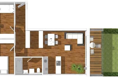 Neue 3 Zimmer Wohnung in Söll - Tirol
