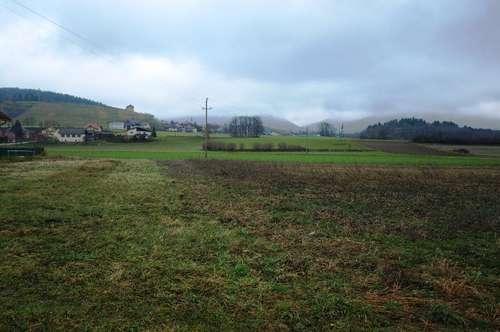 Baugrundstück nähe Grafenstein