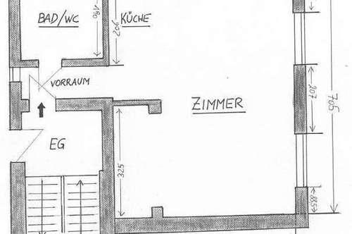 Schöne 48 m² Wohnung in Gmünd
