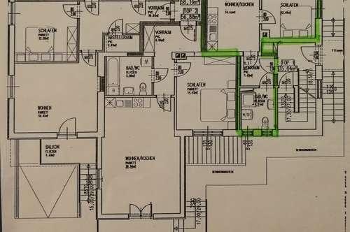 34,5m² schöne kleine Wohnung in Voitsberg - St. Johann ob Hohenburg ab sofort  zu vermieten. PROVISIONSFREI