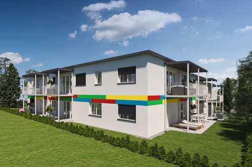Großzügige 3-Zimmer-Wohnung mit großem Garten - PROVISIONSFREI