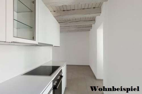 + 3-Zimmer-Wohnung mit Loggia +