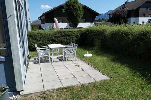 """3-Zimmer Gartenwohnung Mondsee """"Chillout-Lounge"""""""