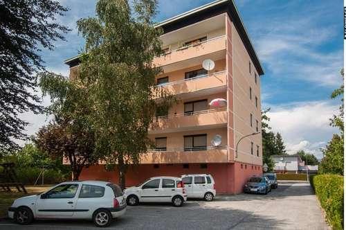Nette Dreizimmerwohnung mit Südloggia im Stadtteil St. Ruprecht