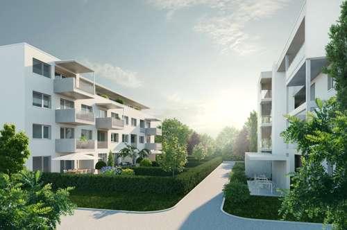 Top Anlage - Sonnenseite Landskron  2 - Zimmer Wohnung