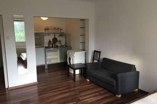 Studentenwohnung 32,49 m² + 5,15 m² Loggia, Ruhige Lage