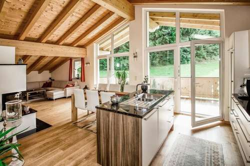 Hochwertige Dachgeschosswohnung
