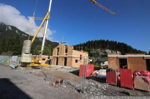 Baubeginn erfolgt NEUBAU Einfamilienwohnhaus Brunnenwasser