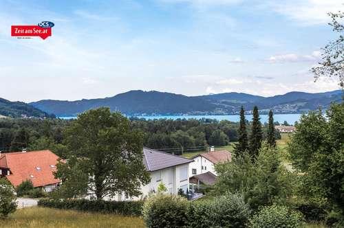 Erstbezug - Tolle 2 Zimmerwohnung mit Terrasse und schönem See-und Gebirgsblick