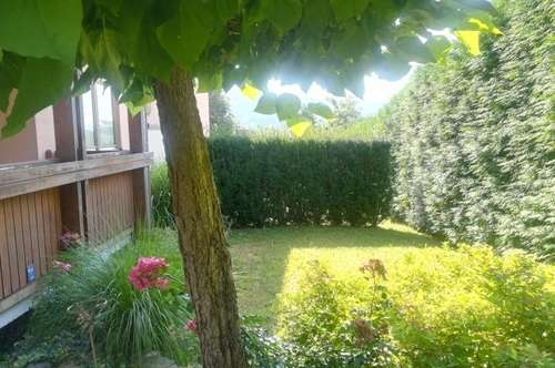 Vollmöblierte 4ZI + Terrassen 100m² Garten + Garage+Parkplatz  Ruhelage nahe Ortszentrum
