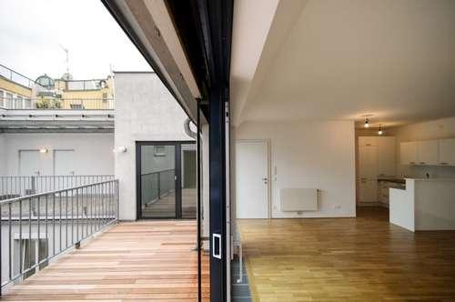 Exklusives Wohnen in 1010! 4 Zimmer, 2 Terrassen!