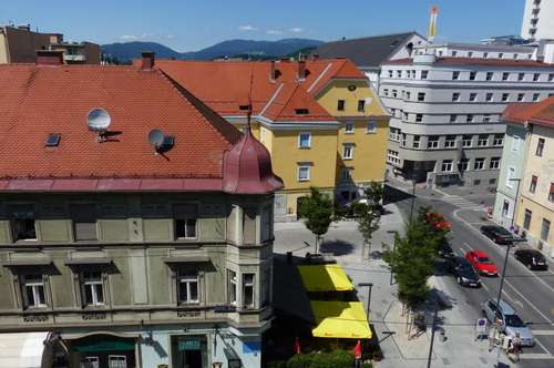 Günstige, große 2-Zimmer-Wohnung im Zentrum von Graz - WG-tauglich!