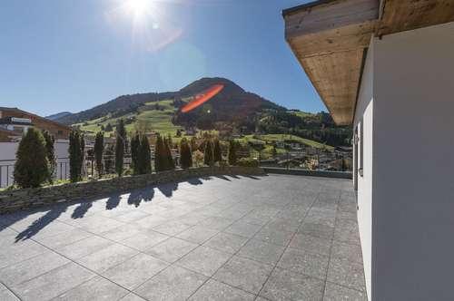 Penthouse mit 110 qm Dachgarten (Direkt vom Bauträger)