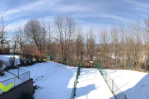 Wohnen am See - 2-Zimmerwohnung in Henndorf mit Wintergarten und Balkon