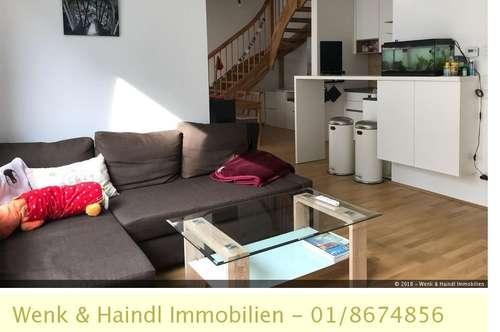 Provisionsfrei!!! Maisonette Wohnung, zentral gelegen in Brunn am Gebirge!