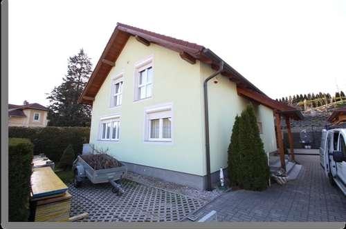 Gepflegtes Einfamilienhaus in Neulengbach