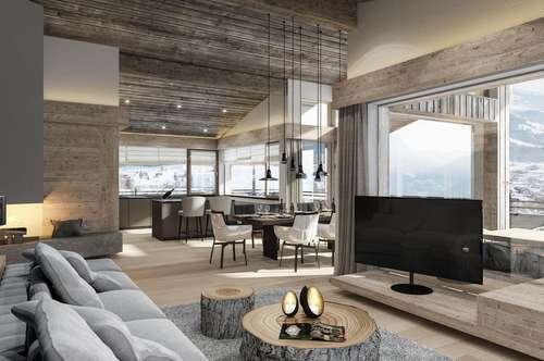 Luxuriöse Residenzen in einer Traumlage von Kirchberg