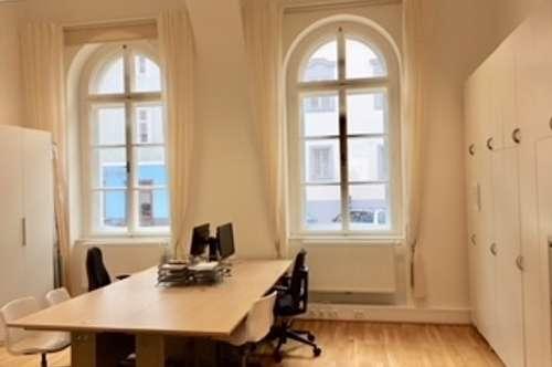 Einzelner Arbeitsplatz in attraktivem Arbeitsumfeld!  PC rein und los gehen die Geschäfte!