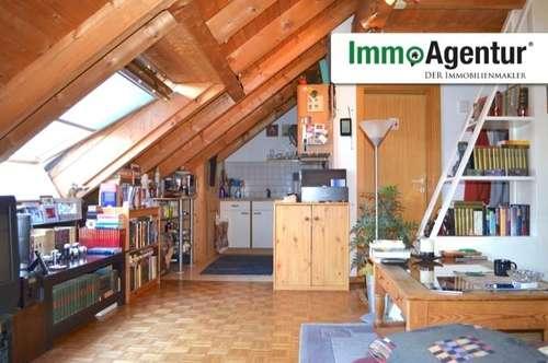 Maisonettenwohnung für Anleger in Weiler
