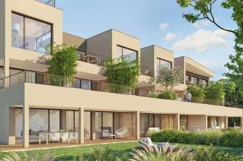 Top 4: 3 Zimmer Designer-Gartenwohnung nähe Shopping City Seiersberg wrs