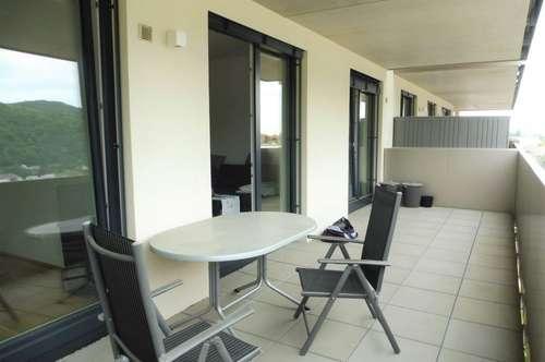 Wunderschöne 3-Zimmer-Neubauwohnung mit großem Balkon