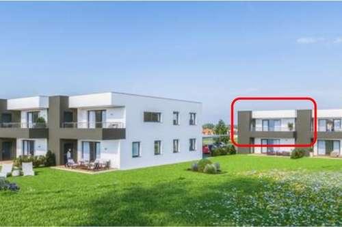 ERSTBEZUG: smarte 2- Zimmer-Mietwohnung in Ried im Innkreis/Gonetsreith