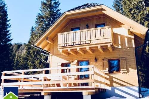 KÄRNTEN - IHRE NEUE GEMÜTLICHE ALMHÜTTE auf der FLATTNITZ (75 % der Grundstücke bereits verkauft!!)