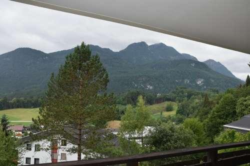 2 Zimmerwohnung mit Südloggia und Bergblick