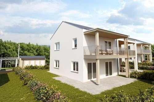 Neubau Doppelhaushälfte/ ca. 186m² Garten/ provisionsfrei für den Käufer