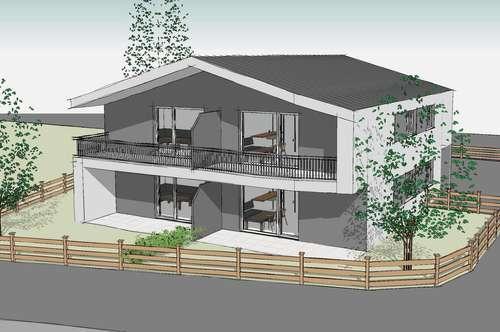 Sonnige, exklusive 3 Zimmerwohung mit Balkon/Terrasse. Neubau, Bezug zum 1.10.18