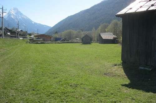 Gewerbegrund nähe St.Anton am Arlberg