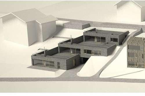 Exklusive Neubau Gartenwohnung mit Penthouse - Charakter in Top Lage mit nur 3 Wohneinheiten