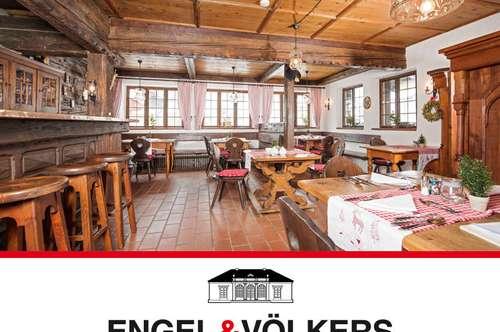 Kleines Hotel an der Zugspitze in Ehrwald