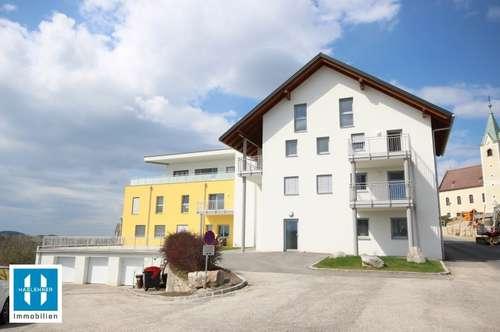 tolle 70,95m² Wohnung mit süd-westseitigem Balkon und Blick ins Grüne in Haibach o.d.D.