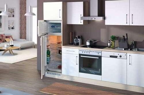 Erstbezug: Neu sanierte 79 m² Familienwohnung mit moderner Küche & sonnigem Balkon -  ruhig im Grünen - provisionsfrei!
