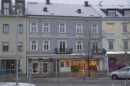 Logenplatz garantiert - kleine, feine Mietwohnung am Hauptplatz
