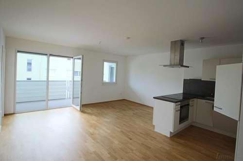 Tolle 4 Zimmerwohnung mit 14 m² Balkon und Laubengang in Feldkirchen inkl. Parkplatz! Unbefristet!