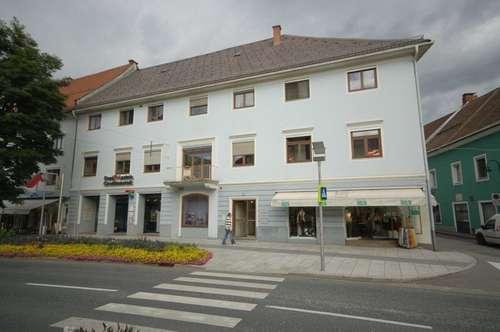 Großzügige 4-Zimmer-Stadtwohnung in Völkermarkt