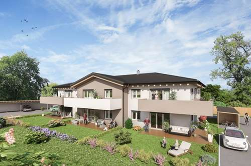 88 m² Eigentumswohnung mit Balkon in Rohr - Top 6
