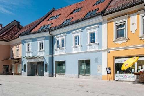 Büro-/ Kanzleiräumlichkeiten am Hauptplatz von Völkermarkt