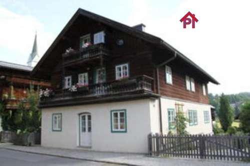 Goldegg: idyllische 3 Zimmer Wohnung in Bestlage