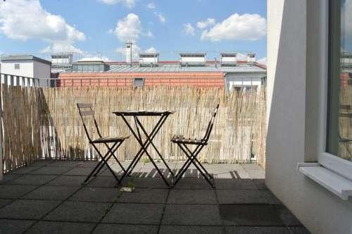 16EAST - Viel Platz für Sie und Ihre Liebsten! Großzügige 3 Zimmer-Dachterrassenwohnung in ruhiger Seitengasse