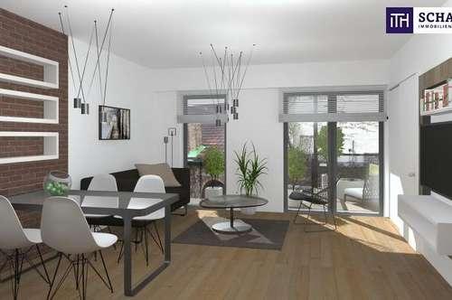 TOP Neubauwohnung! Ideale Raumaufteilung + Hofseitiger Balkon + Hochwertige Ausstattung + Tolle Anbindung! Jetzt zugreifen!