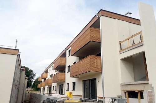 Kurz vor Fertigstellung - Vorsorgewohnung in guter Grünruhelage von Mistelbach- Top A04