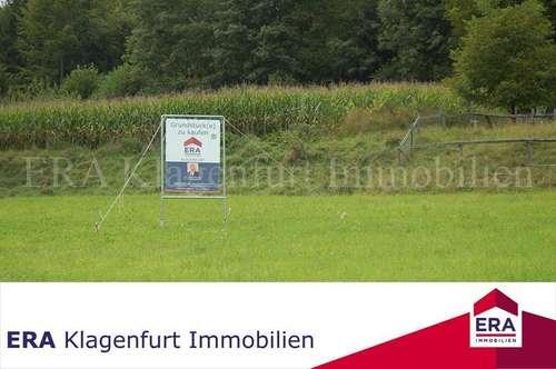 Interessante(s) Baugrundstück(e) 1.734qm in der Nähe von Velden & Wörthersee!